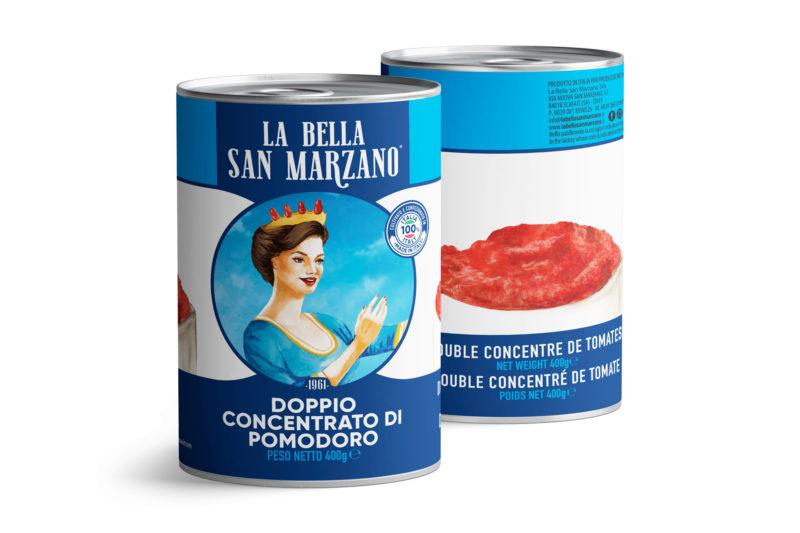 La Bella San Marzano - Doppio Concentrato di Pomodoro 400 gr
