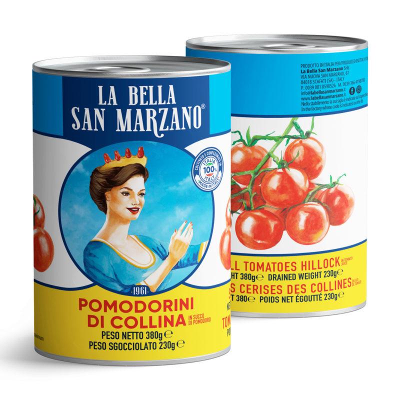 La Bella San Marzano - Pomodorini di Collina 380 gr